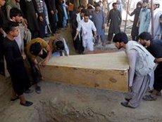 Augmenten a 80 les víctimes després de l'atemptat d'Estat Islàmic contra un casament a Kabul (REUTERS / MOHAMMAD ISMAIL)