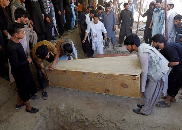 Afganistán.- Ascienden a 80 las muertes tras el atentado de Estado Islámico contra una boda en Kabul