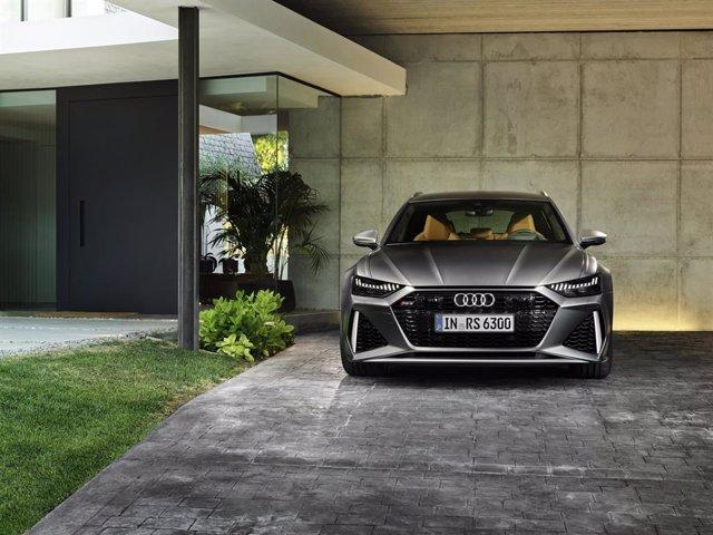 Audi lanzará a finales de año el nuevo RS 6 Avant, que alcanza los 100 kilómetros por hora en 3,6 segundos
