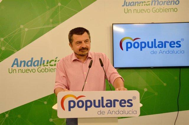 """PP-A destaca el compromiso de Junta para facilitar """"en las mejores condiciones"""" el retorno de andaluces en el exterior"""