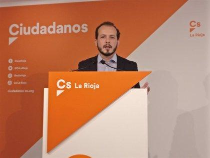 """Cs asegura que el acuerdo de PSOE, IU y Podemos ha buscado un gobierno """"a cualquier precio"""" que """"será inestable"""""""
