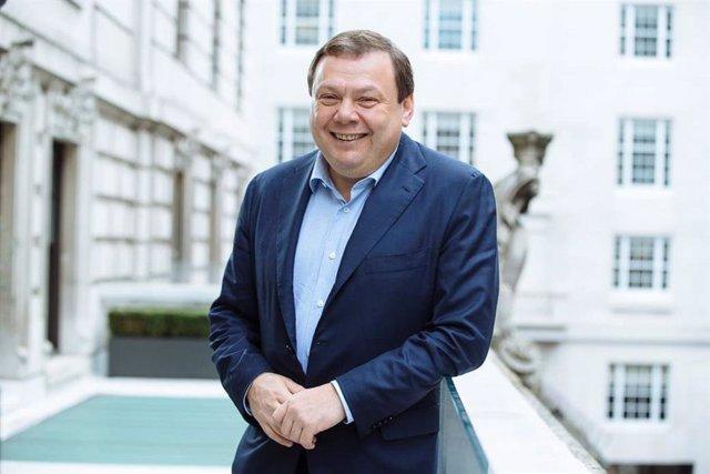 Mikhail Fridman, inversor ruso de la sociedad Letterone