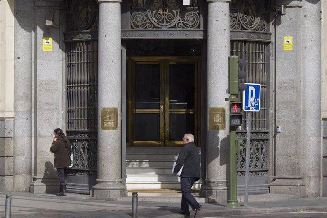 Sede de la Comisión Nacional de los Mercados y la Competencia (CNMC)