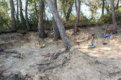 El Pla de fosses de la Generalitat permet recuperar les restes de 292 persones i identificar-ne 7 (DGCG / DEPARTAMENT DE JUSTÍCIA)
