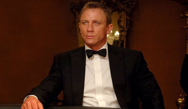 Imagen de Daniel Craig como James Bond en Casino Royale