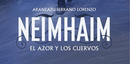 La escritora Aranzazu Serrano, primera autora española nominada a los European S