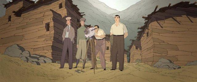 'Buñuel en el laberinto de las tortugas', de RTVE, Premio del Jurado y a la banda sonora en el Festival de Annecy