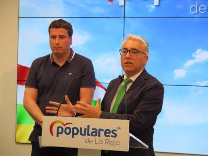 "El PP califica el Ejecutivo de Andreu como un ""gobierno radical e inestable"""