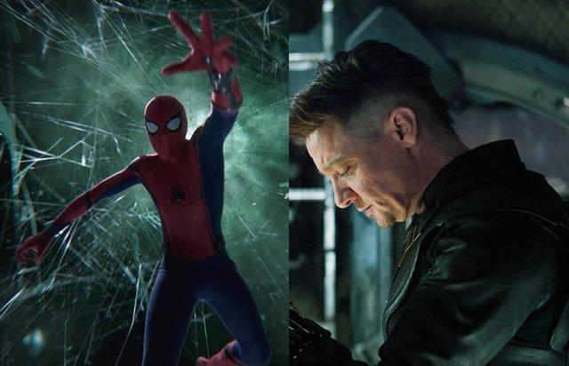 Imagen de Spider-Man: Lejos de casa y Vengadores: Endgame