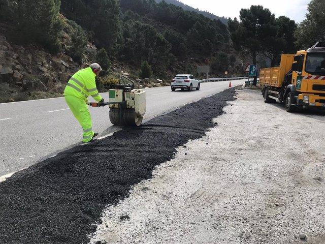Conservación carreteras