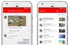 YouTube eliminarà la funció de missatges directes el 18 de setembre (GOOGLE)