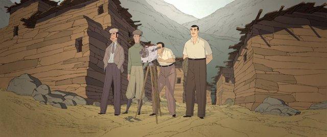 ?Buñuel en el laberint de les tortugues?, de RTVE, Premi del Jurado i a la banda sonora en el Festival d'Annecy