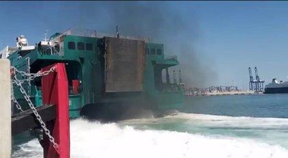 """Verdemar denuncia la contaminación en la Bahía de Algeciras por """"barcos sin control"""""""