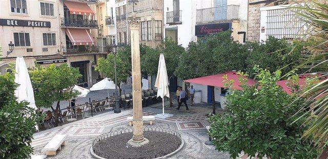 Plaza del Pósito.