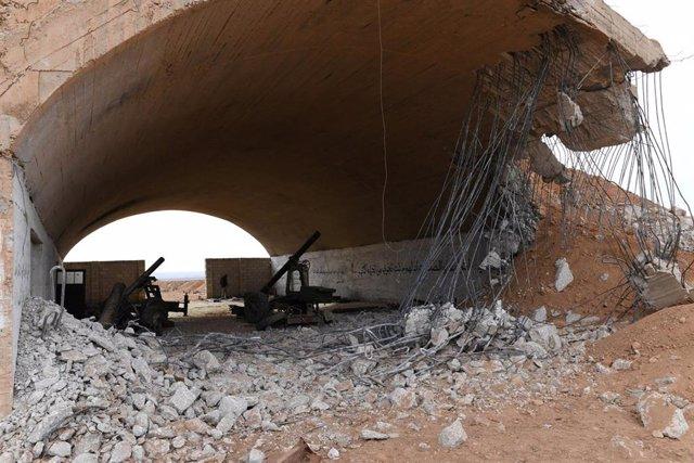 Idlib, Siria.