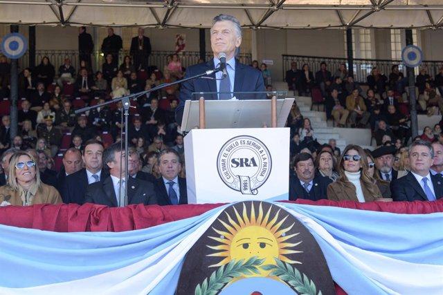 Argentina.- Macri y sus rivales se enfrentarán en dos debates antes de las presi