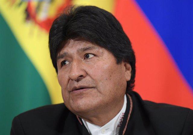 """Bolivia.- Morales crea un """"gabinete de emergencia ambiental"""" ante los incendios"""