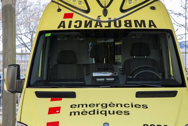 Ambulncia del SEM