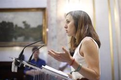 Belarra acusa el Govern espanyol de criminalitzar les ONG: