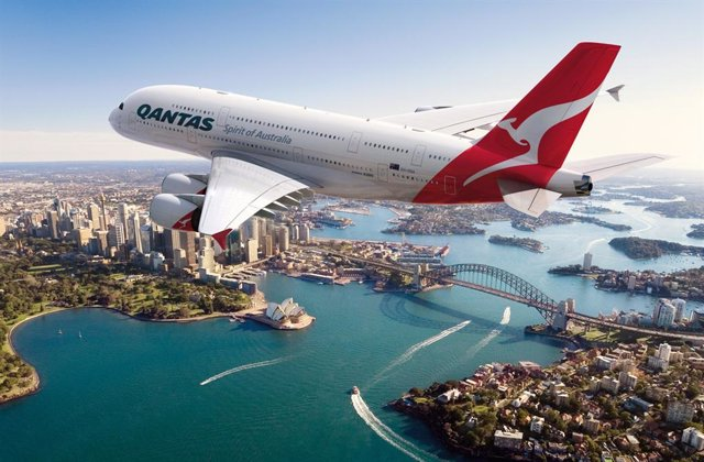 Australia.- Qantas gana un 17% menos en su último ejercicio fiscal por los altos