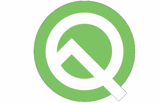 Logo Android Q