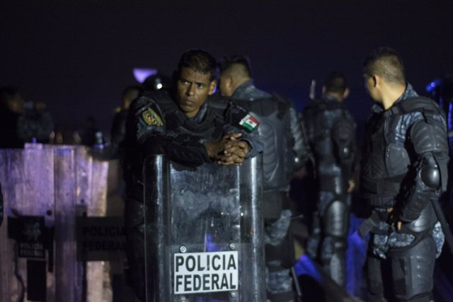 México.- Detenidos seis policías en México por participar en la matanza de Apatz