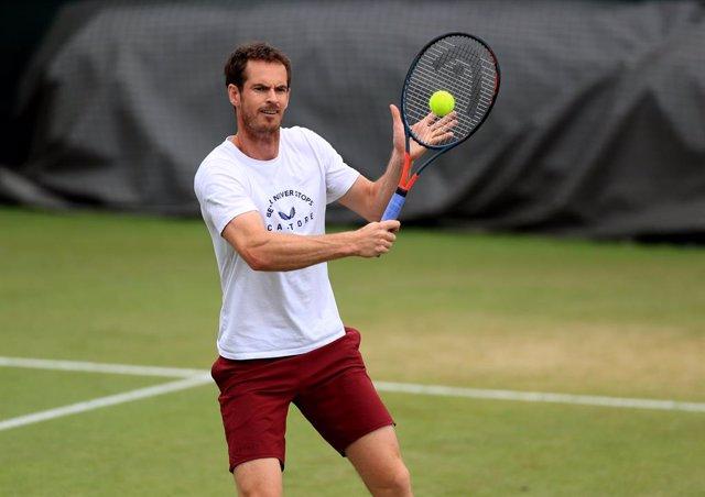 Tenis.- El escocés Andy Murray jugará como invitado el Challenger de Rafa Nadal