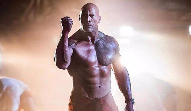 Imagen de Dwyane 'The Rock' Johnson en Fast & Furious: Hobbs & Shaw