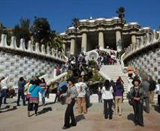 """Els EUA alerten d'un augment dels """"crims violents"""" en zones turístiques de Barcelona (EUROPA PRESS - Archivo)"""
