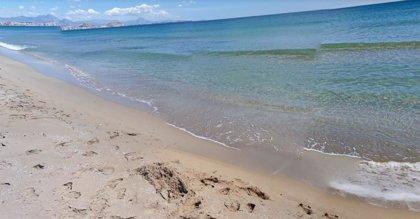 Hallados dos fardos de hachís en 24 horas en playas de Alicante