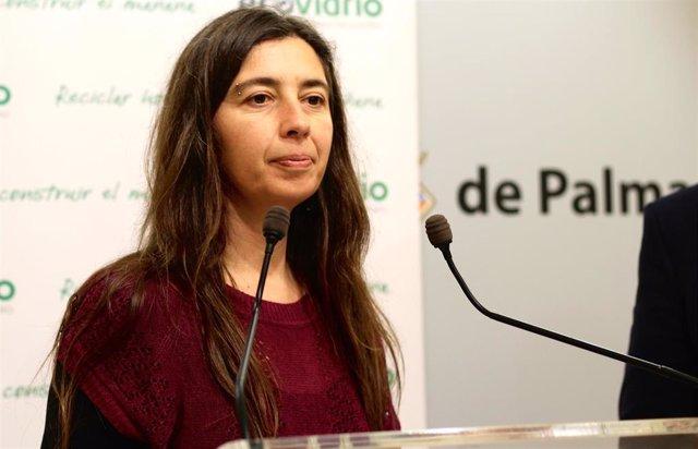 La regidora Neus Truyol.