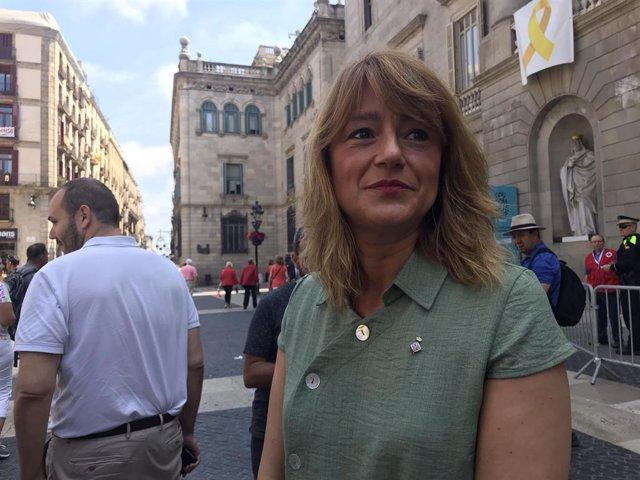 La regidora del PSC Laia Bonet