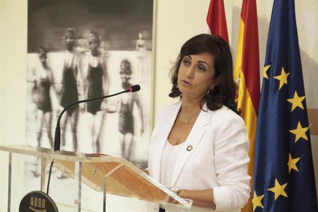 La candidata a La Rioja entiende que Pedro Sánchez no pacte con Podemos porque s