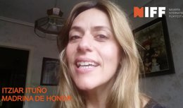 Itziar Ituño, madrina del festival NIFF