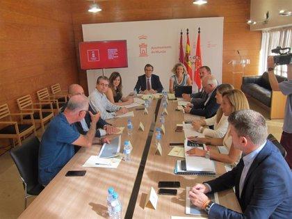 Más de 1200 murcianos valoran los puntos fuertes y débiles de Murcia para proyectar el municipio del futuro