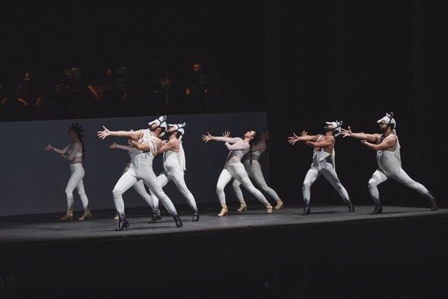 Espectáculo 'Lorca y la pasión'  en el Teatro del Generalife