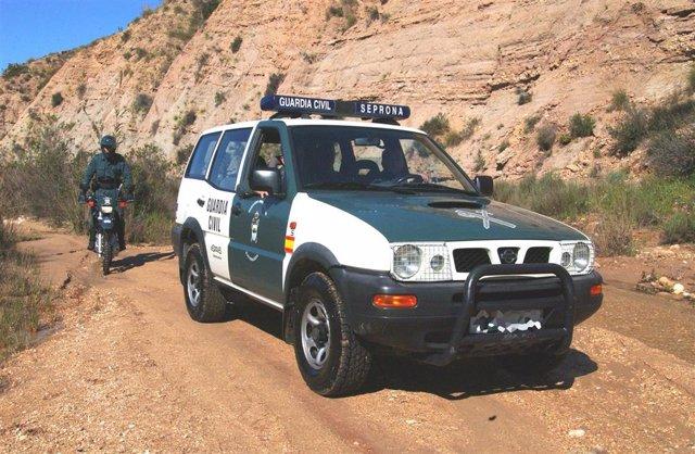 Guardia Civil de montaña en una imagen de archivo