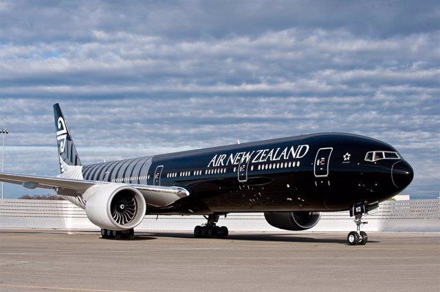 N.Zelanda.- Air New Zealand gana 155,6 millones en su último ejercicio, un 31% m