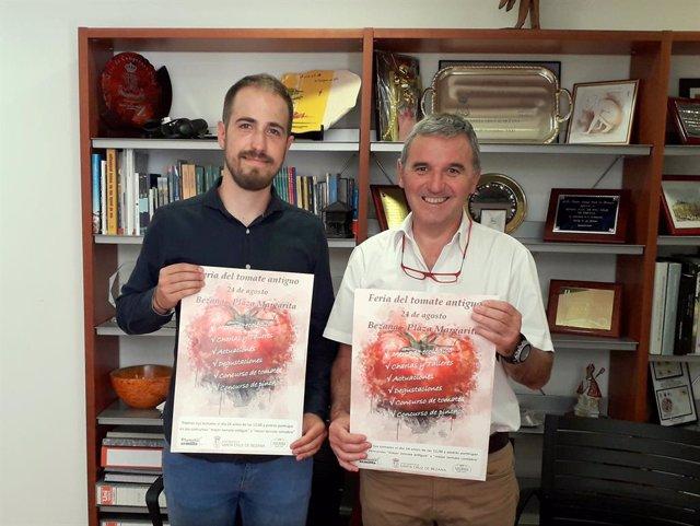 Np: Bezana Organiza La I Feria Nacional Del Tomate Antiguo El Próximo 24 De Agosto