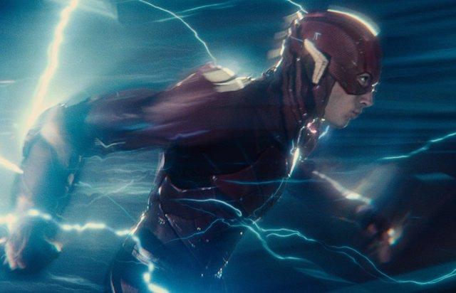 Ezra Miller como The Flash