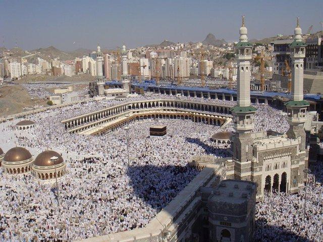 El calentamiento global amenaza la celebración del Hajj en La Meca