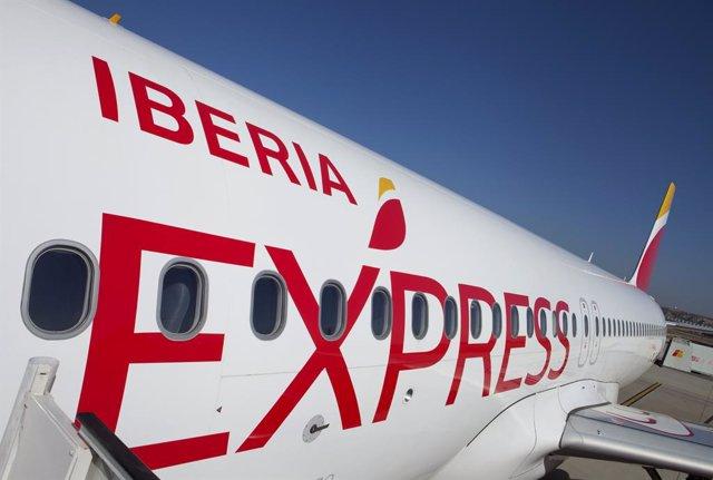 Avió d'Iberia Express