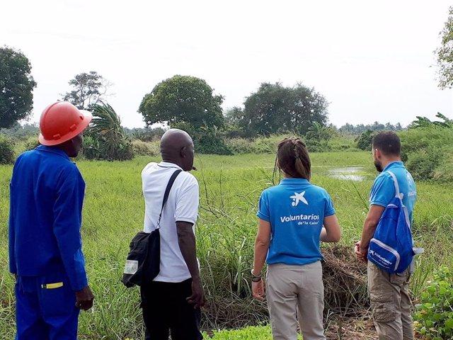 Cooperantes Caixa Mozambique