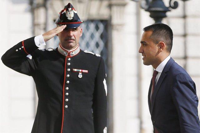 """Italia.- Di Maio aboga por buscar una mayoría """"sólida"""" para formar gobierno en I"""