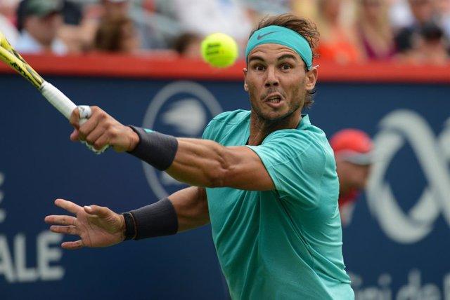 AV.- Tenis/US Open.- Nadal debutará contra Millman en el US Open y evita a Feder