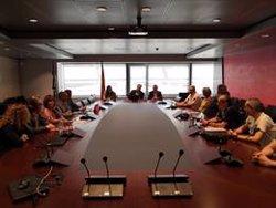 Sense acord la mediació per desconvocar la vaga de personal de terra d'Iberia al Prat (EUROPA PRESS)