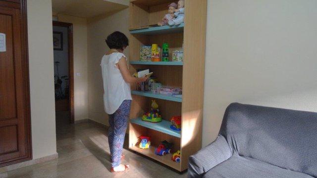 Los PEF de Andalucía atienden en el primer semestre del año a 2.038 menores de familias en situación de conflictividad