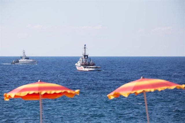 """La Guardia Costera italiana inmoviliza el 'Open Arms' por """"anomalías graves"""""""