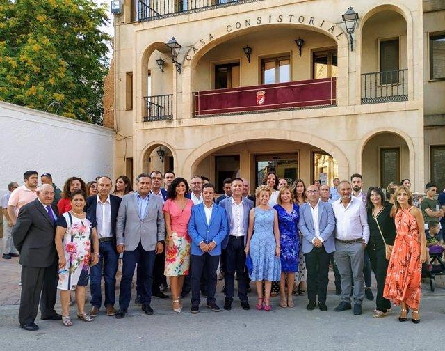 Arrancan las fiestas de Madrigueras (Albacete)