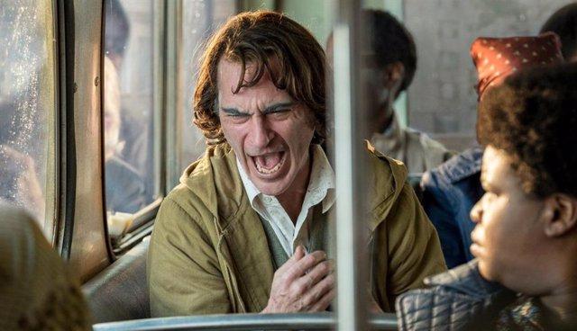 Imagen de Joaquin Phoenix en Joker